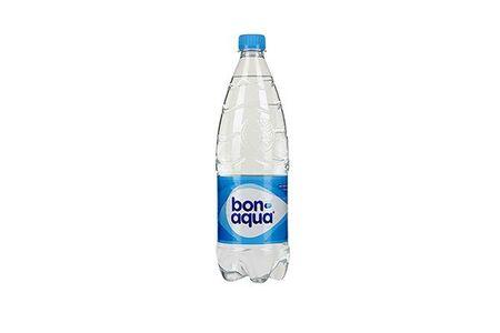 Вода Bon Aqua с газом