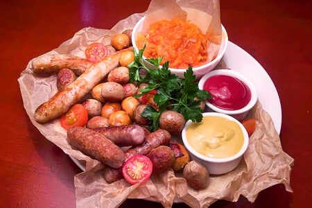 Баварская тарелка