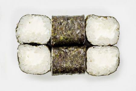 Мини-ролл со сливочным сыром