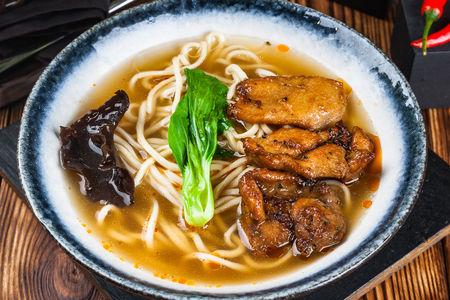 Шанхайский куриный суп