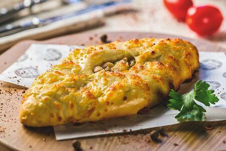 Адыгейский пирог с рыбой