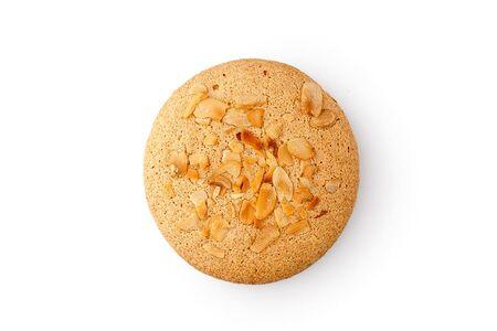 Миндальное печенье (без глютена)