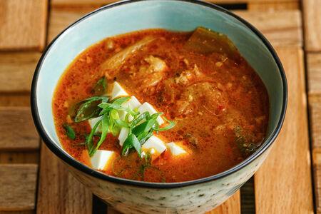 Суп Ким чи тиге