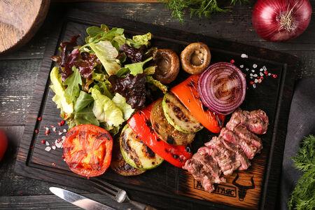 Фирменный салат Мясугляс