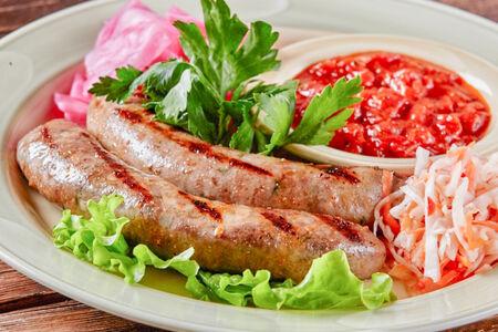 Колбаса говяжья
