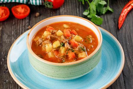 Суп Чорба из телятины