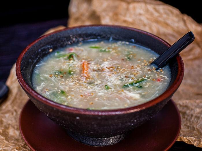 Суп Канитама