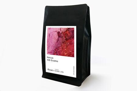 Кофе в зернах Кения Гуама