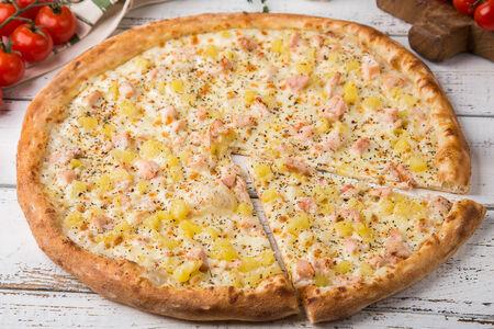 Пицца Деревенская с курицей