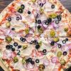 Фото к позиции меню Пицца Деревенская