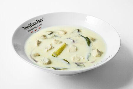 Суп Том Кха с курицей