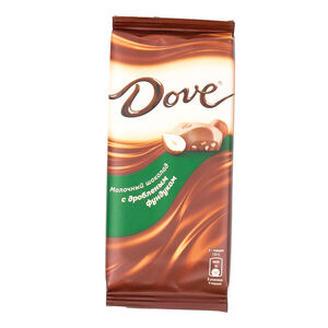 Dove дроблёный фундук