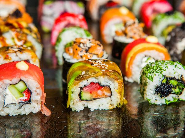 Premium Sushi