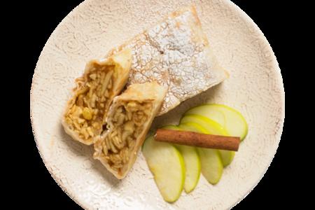 Штрудель яблочный от шеф-пекаря Ав