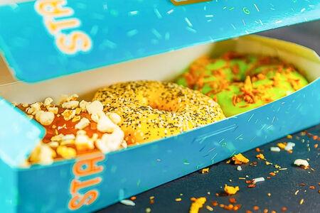 Набор пончиков Солёный