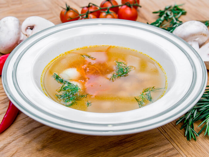 Птичий суп