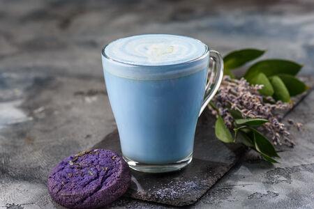 Чай Голубая матча