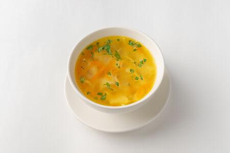 Суп Лапша с цыпленком
