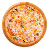 Фото к позиции меню Пицца Овощной микс стандартное тесто