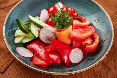 Овощи свежие
