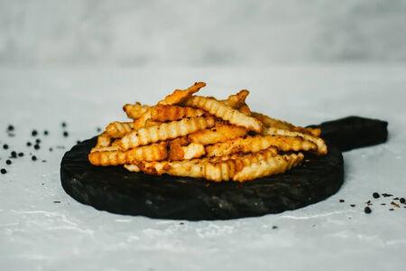 Картофель фри и специи