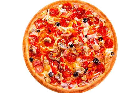 Пицца Сервелат