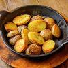 Фото к позиции меню Мини картофель, запеченный с розмарином