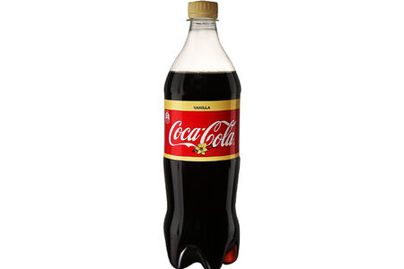 Coca-Cola Ванилла