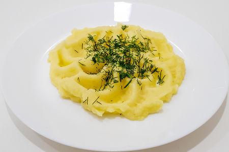 Картофельное пюре Домашнее