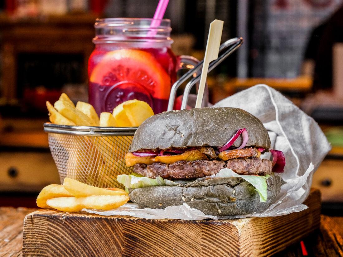 Butcher Burger Bar