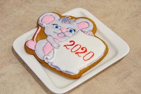 Пряник Мышка