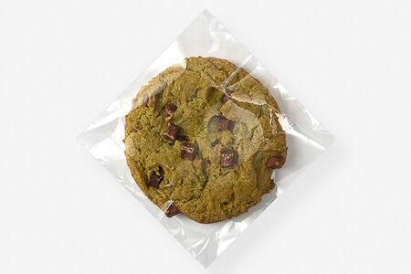 Печенье Мята с шоколадом