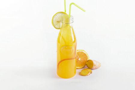 Коктейль Имбирный лимонад