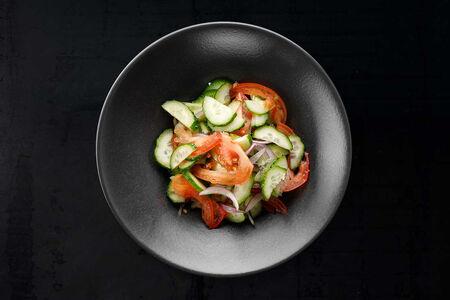 Свежий микс из овощей