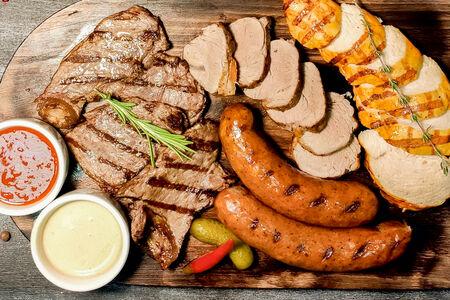Набор Мясо на гриле