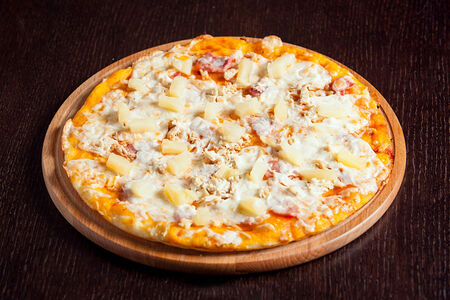 Пицца Гавайская Люкс