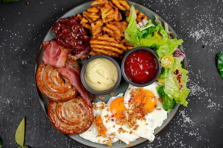 Американский завтрак 2.0