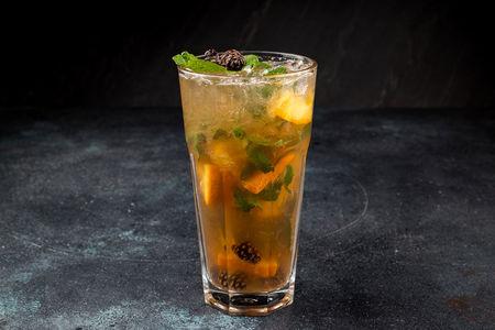 Лимонад с сосновыми шишками