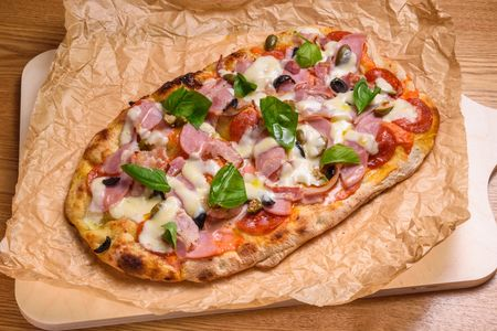 Пицца Пино Мясное ассорти