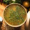 Фото к позиции меню Куриный суп с киноа