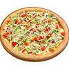 Фото к позиции меню Пицца Шаверма