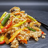 Фото к позиции меню Рис Вок с овощами