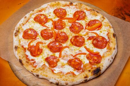 Пицца Неаполитанская Чоризо