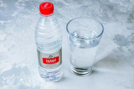 Вода талая Истел