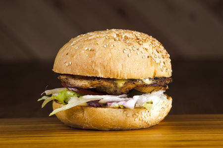 Бургер Цыпа-твити