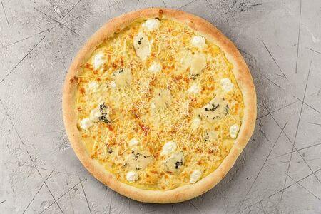 Пицца Четыре сыра 35 см