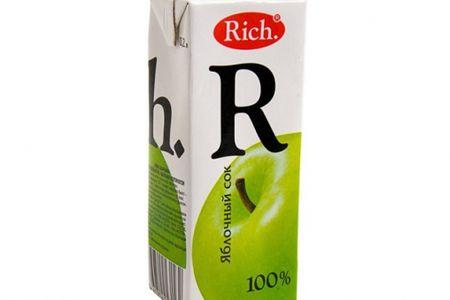 Сок Rich Яблоко