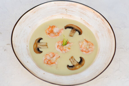 Крем-суп Картофельный