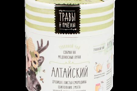 Чай травяной Травы и Пчелы, Алтайский