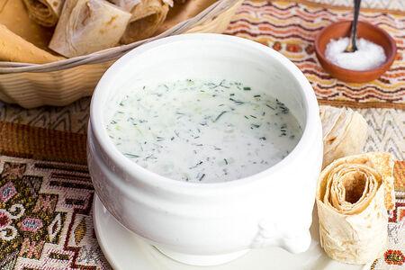 Суп Мацнабрдош